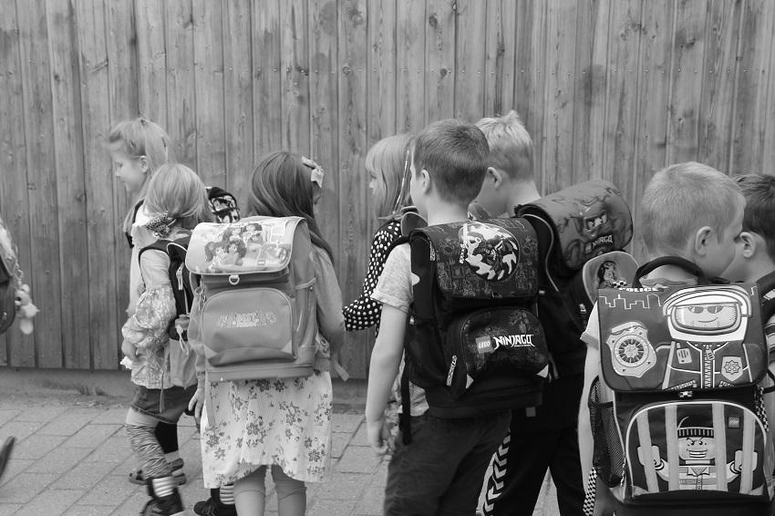 5 Noahs første skoledag