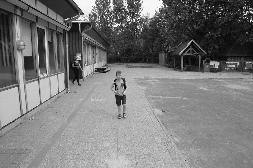 7 Noahs første skoledag