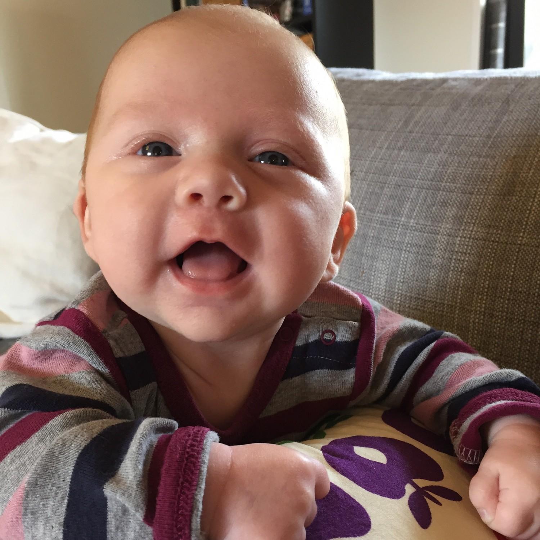 baby 2 måneder