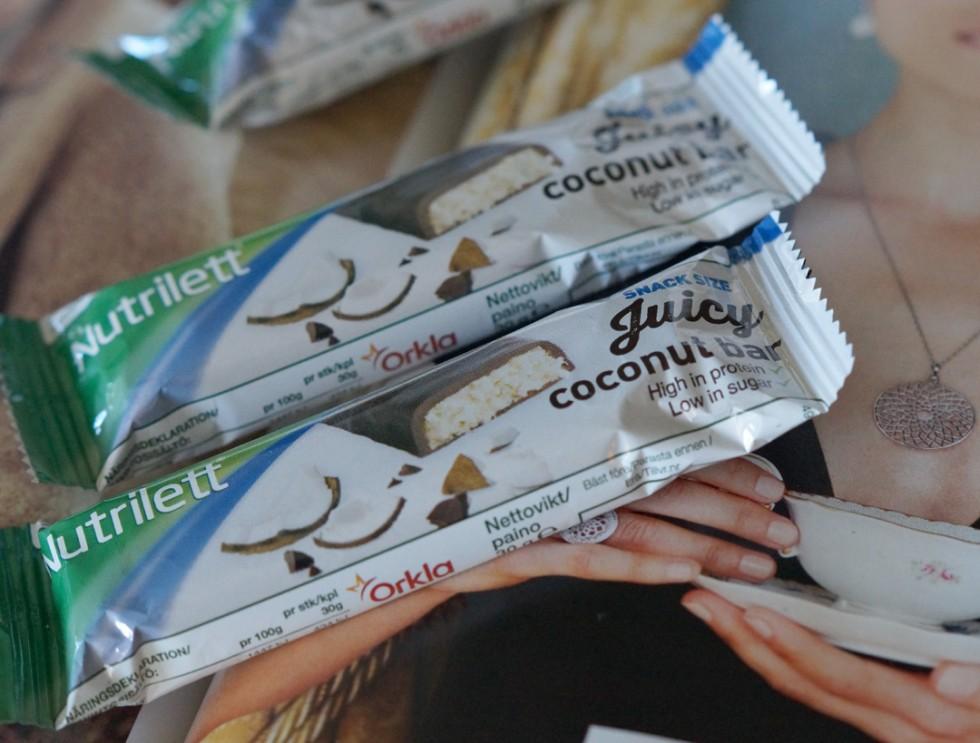 nutrilett coconut bar