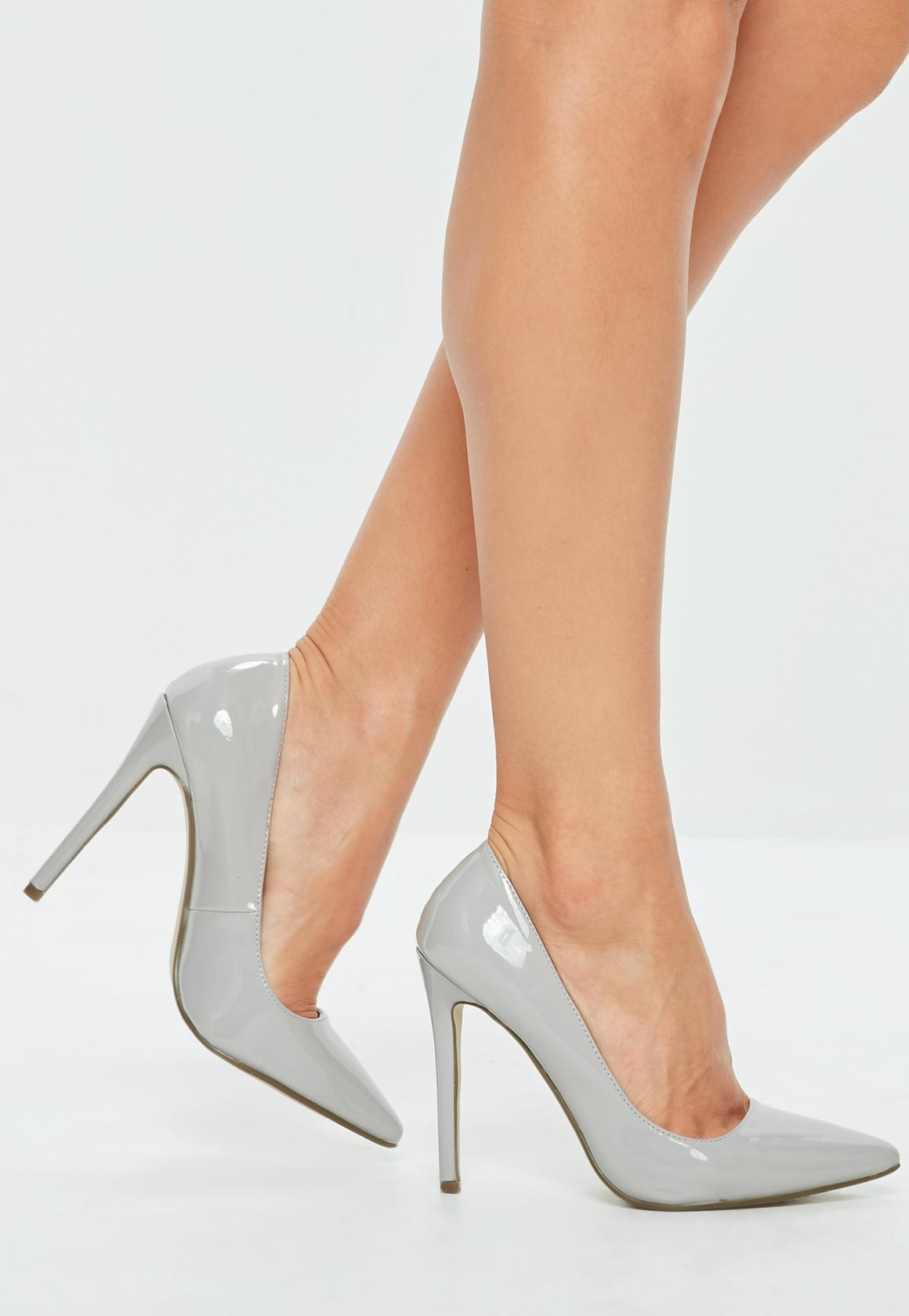 grey-patent-heeled-court-shoes