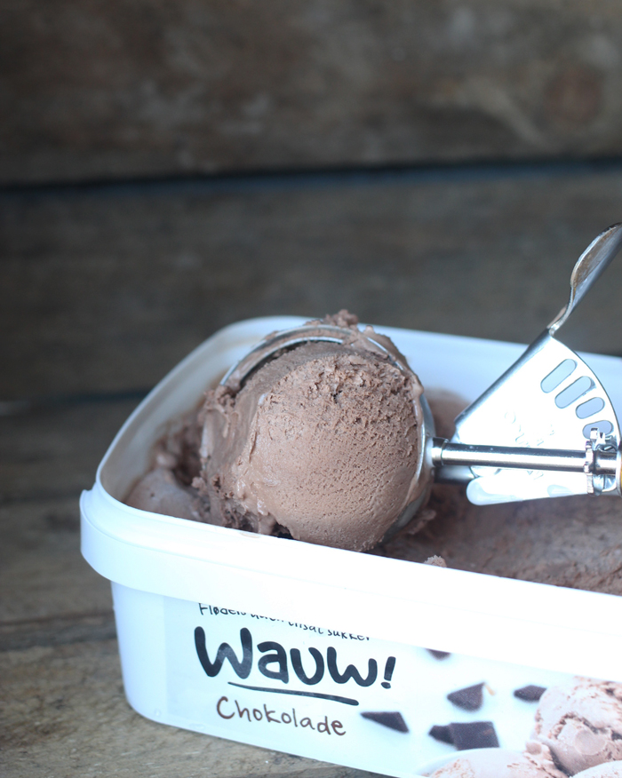wauw-chokoladeis