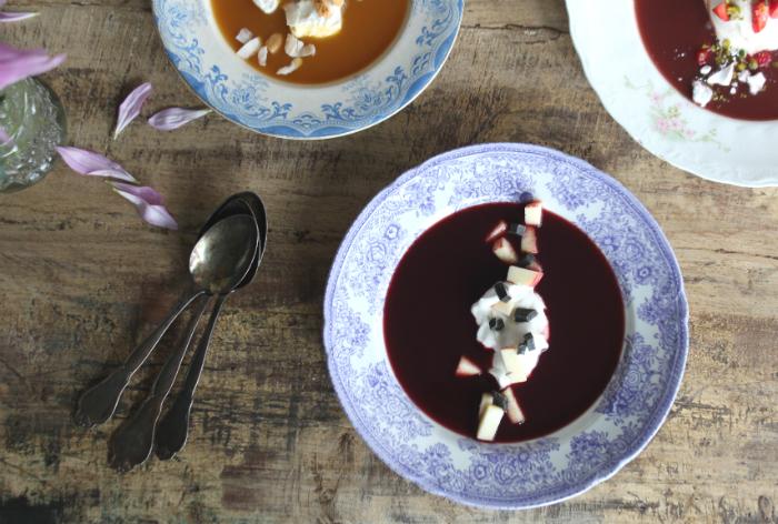 hyldebaer-suppe