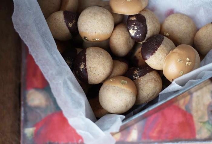 pebernødder opskrift lagkagehuset