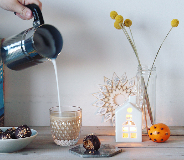 Mælkeskummer fra Nespresso