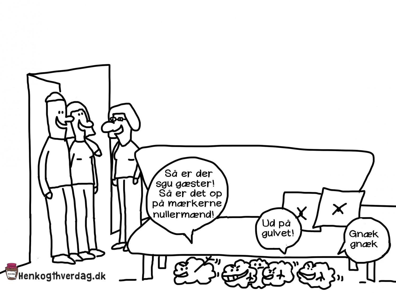 Nullermænd og gæster