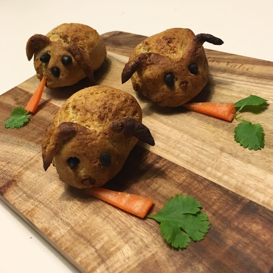 Glutenfrie Kaninbrød