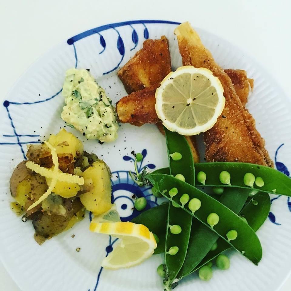 Fredsfisk - veganske fiskefileter