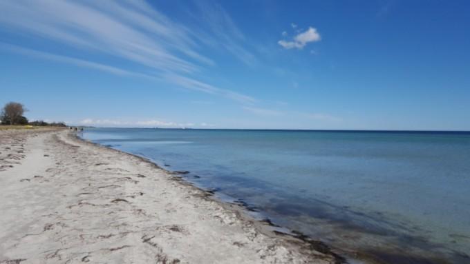Greve strand.. Dejligt befriende og giver ro i sjælen ?