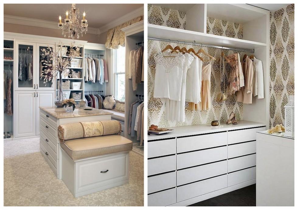 Inspiration Walk In Closet Luxury Walkin Closet Pictures