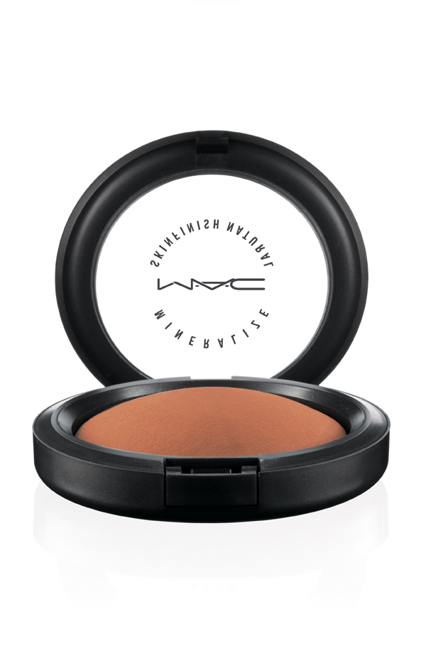 MAC Mineralize Skinfinish Natural Sun Power