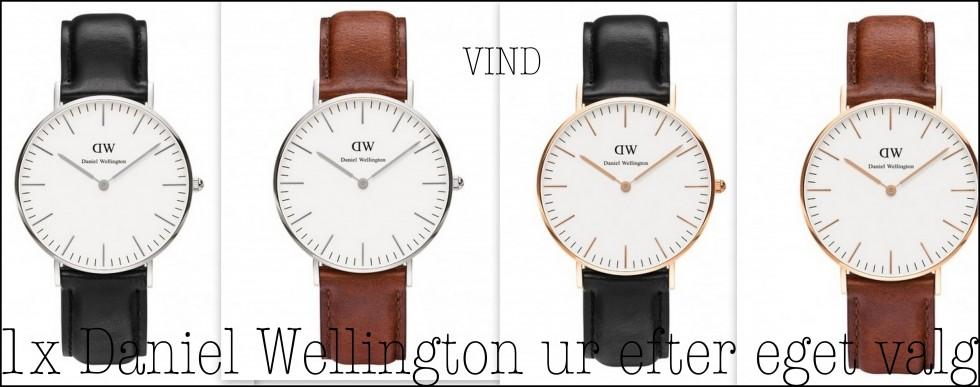 3c1a6498a3f Jeg har selv gået og savlet over de her max lækre og top populære urer fra Daniel  Wellington. Jeg ser utrolig mange både mænd og kvinder ...