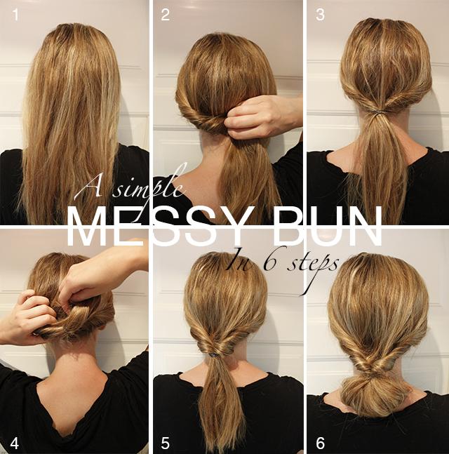 flotte og nemme håropsætninger