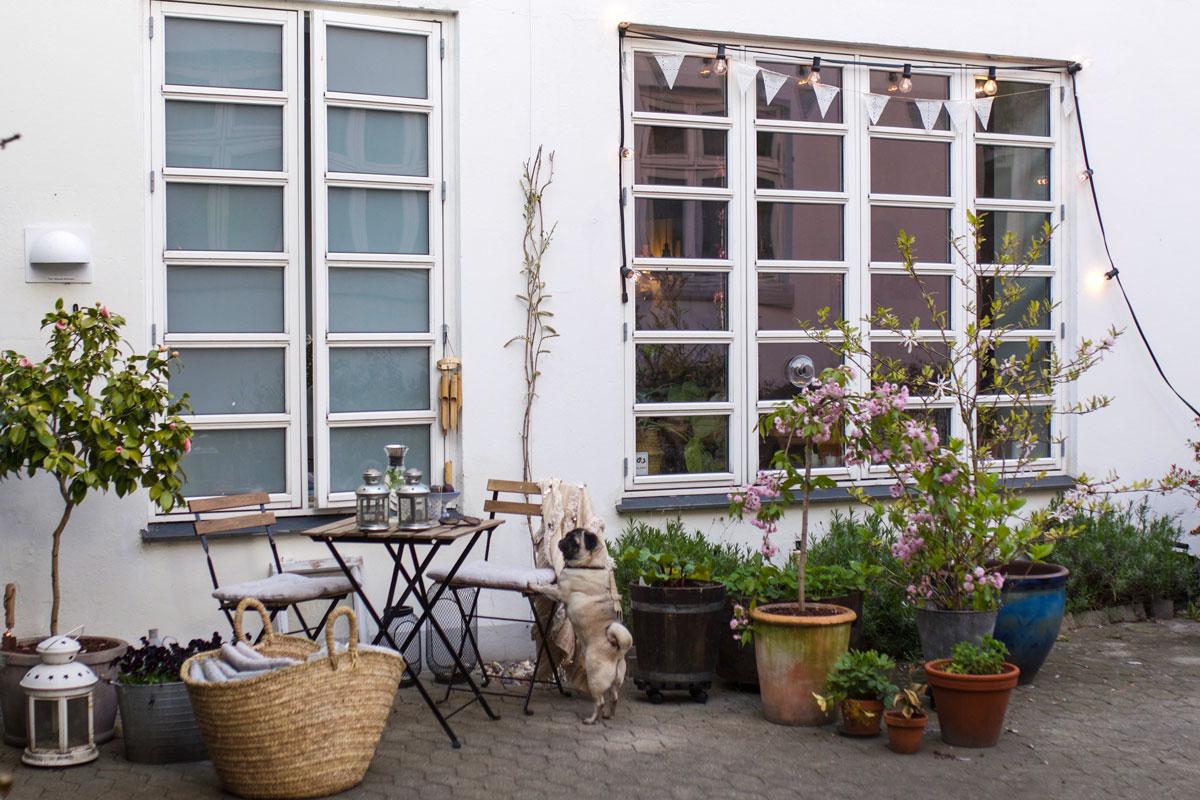 Rockpaperhome, rockpaperdresses, cathrine widunok wichmand, hvordan man optimerer en altan, urban gardening