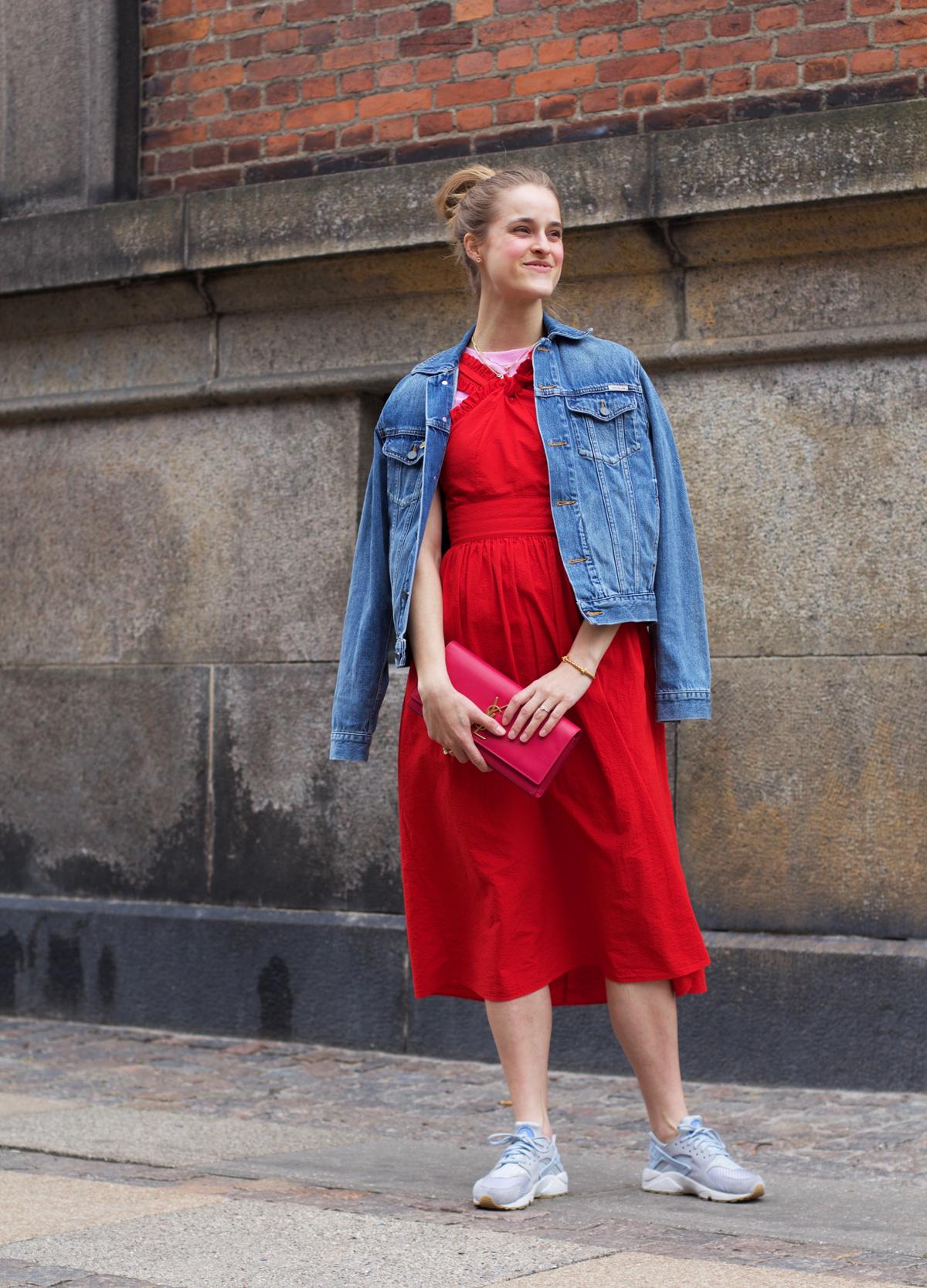 Rockpaperdresses, Cathrine Widunok Wichmand, OOTD, Maj måned