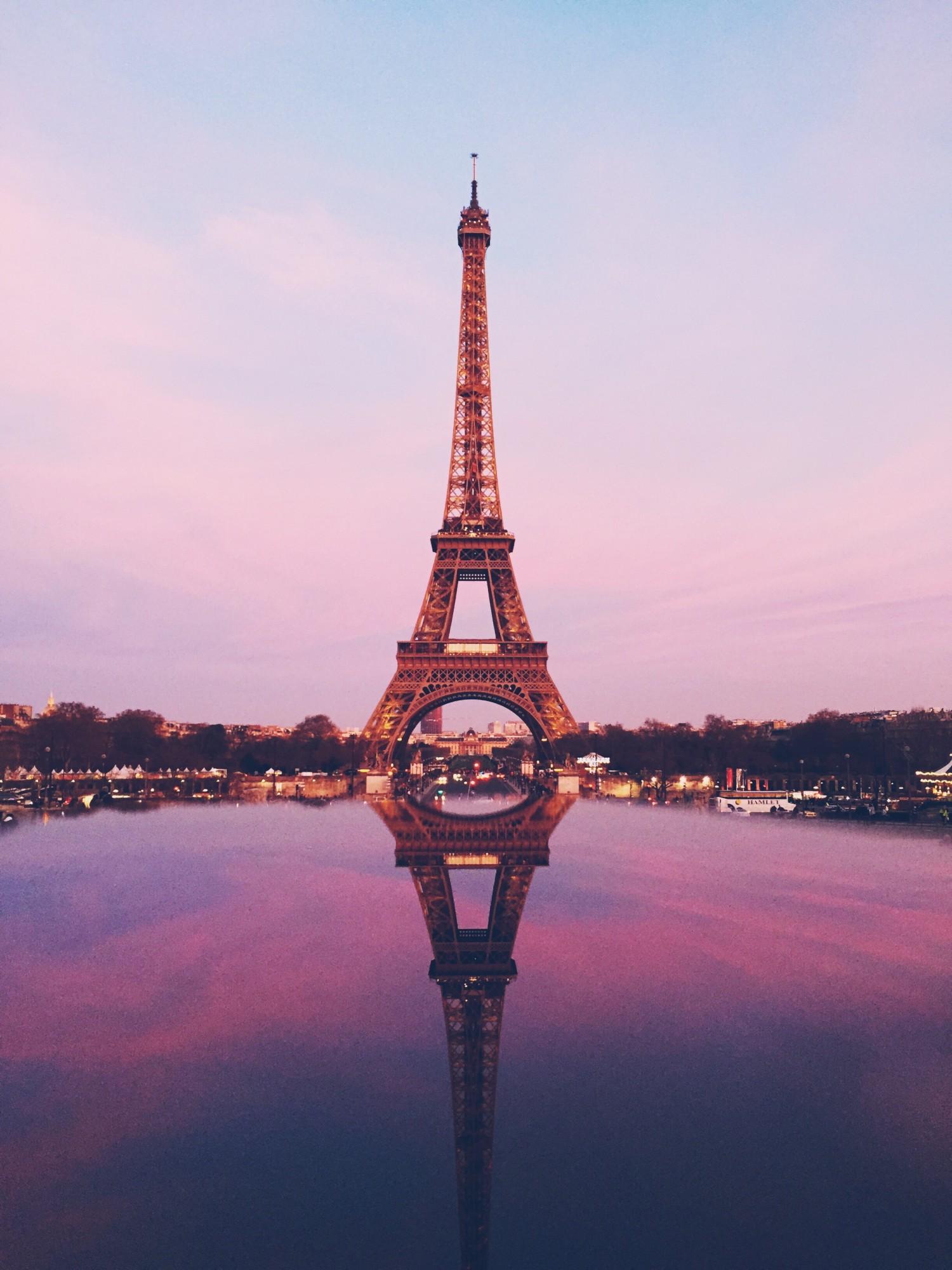 Paris, rockpaperdresses, cathrine Widunok Wichmand, Eiffeltårnet, l