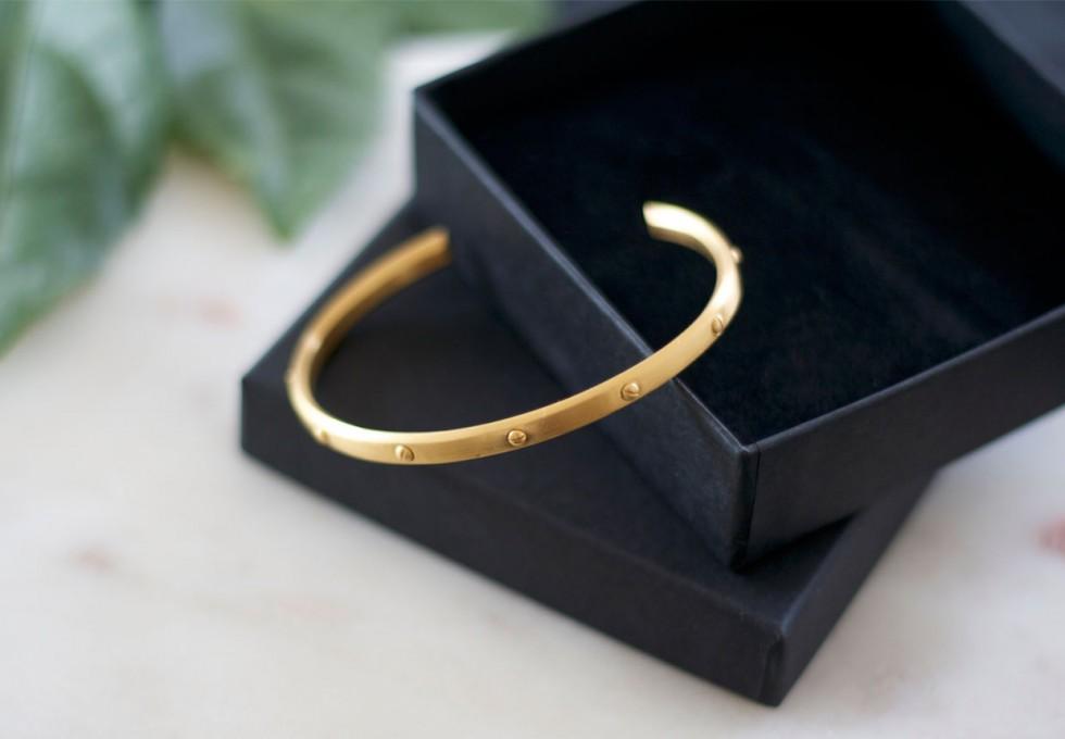 jane-kønig-skrue-armbånd-bracelet