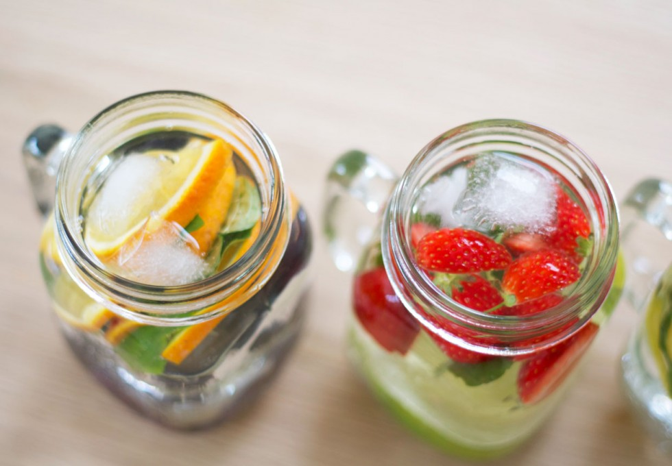 infused-water-lime