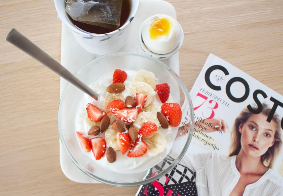 morgenmad-blødkogt-æg-skyr