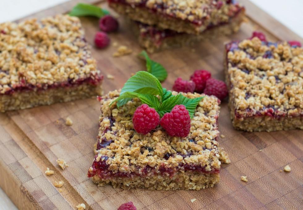 hindbær-crumble-recipe