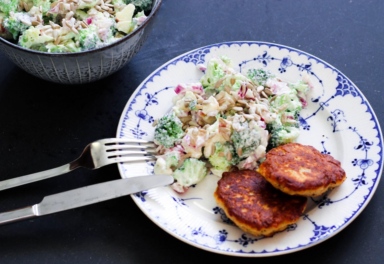 sundere broccolisalat