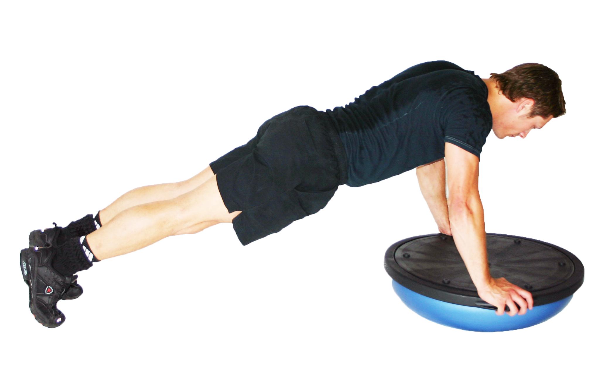 BOth Sides Up træning push up
