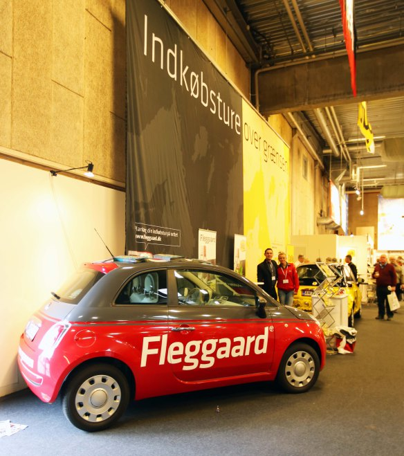 Fleggaard og shoppingferie på Ferie for Alle foto Marina Aagaard