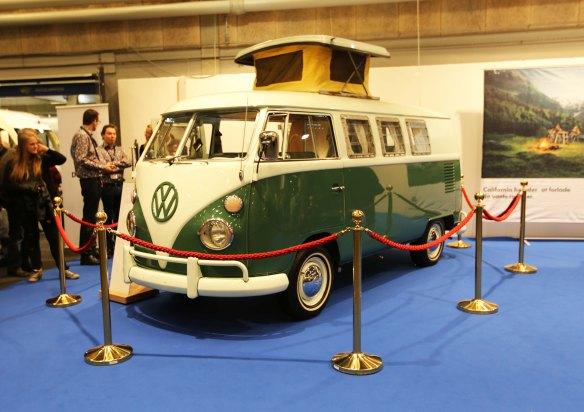 VW campingvogn på Ferie for Alle 2014 foto Marina Aagaard