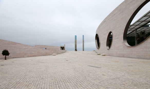Lissabon Champalimaud Centre for the Unknown Charles Correa Associates