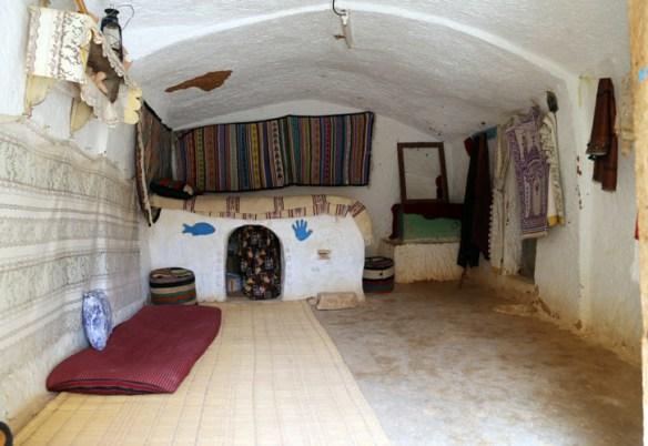 Tunesien_berber_bolig_stue