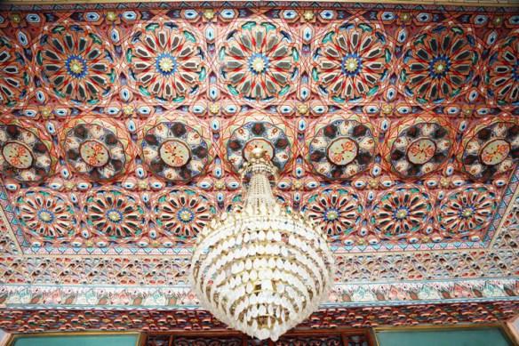Tunesien_Gafsa_Hotel_Jughurta_Palace_ceiling