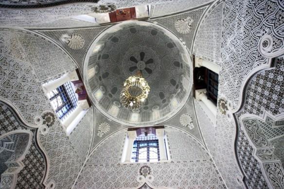 Tunesien_taeppehandlerbutik_kuppel