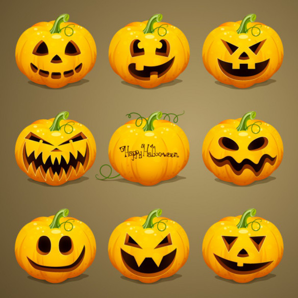 Halloween-Pumpkin-Smile-Vector