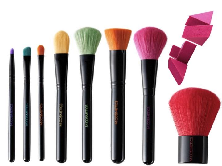 makeup børster normal