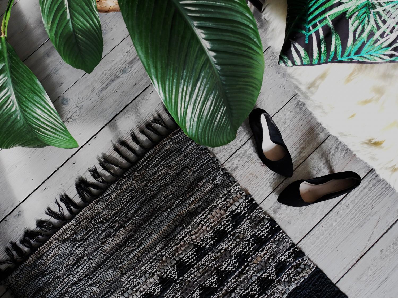 Puden med palmer