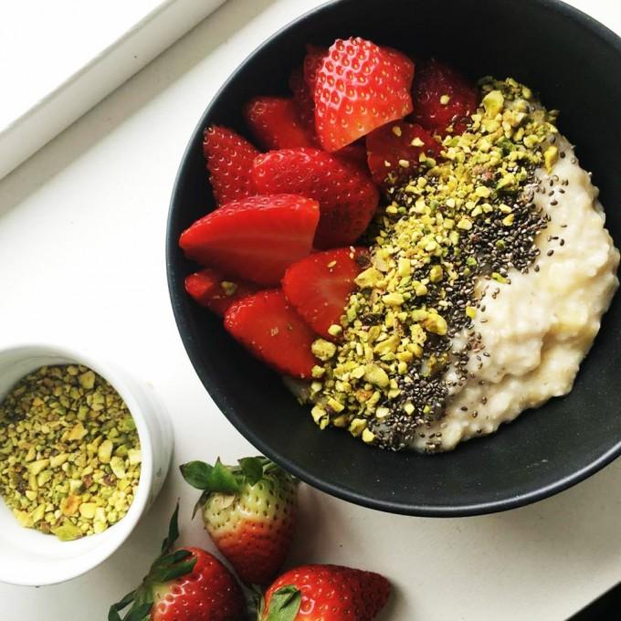 mættende morgenmad til børn