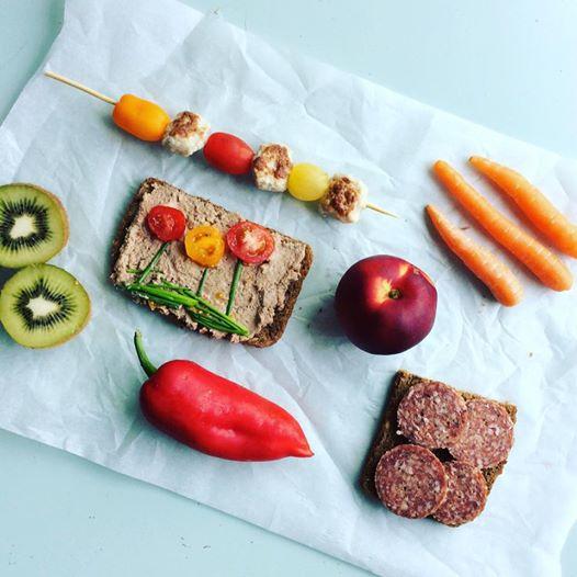 madpakke til skolebarn