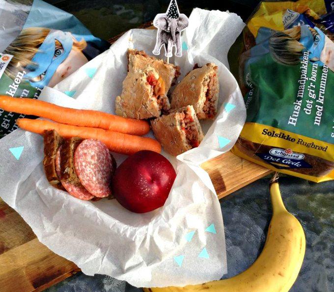 sunde madpakker