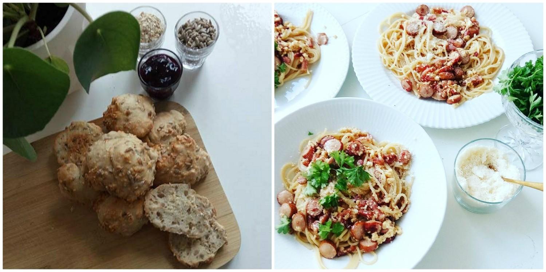sund madplan til aftensmad og madpakker