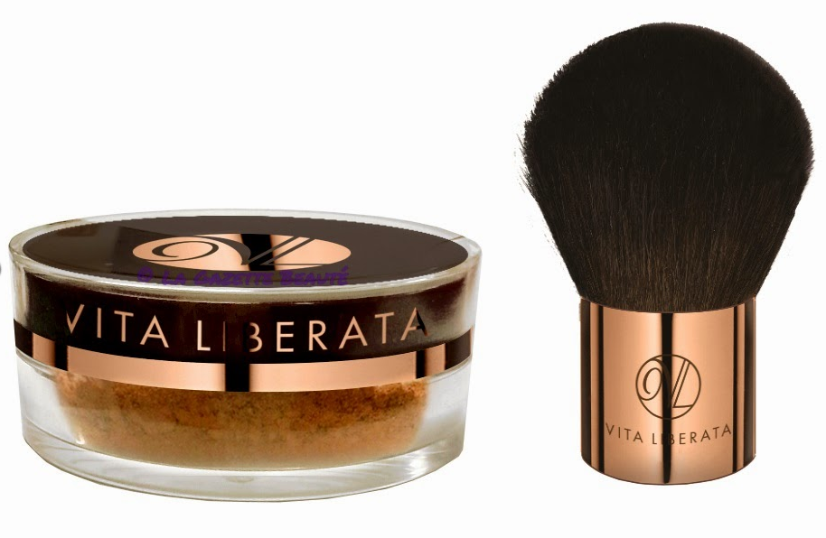 vita liberata self tanning bronzing mineral bronzer