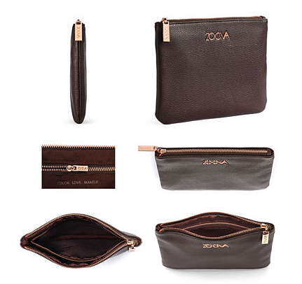 Zoeva clutch eller taske til pensler