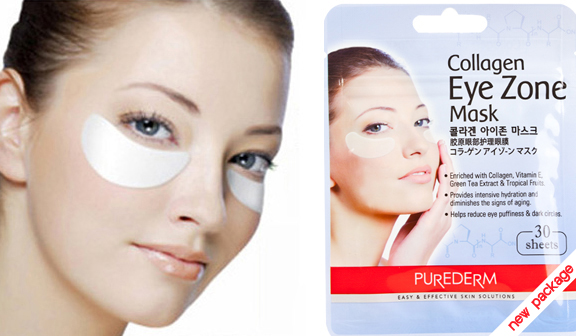 collagen eye zone mask