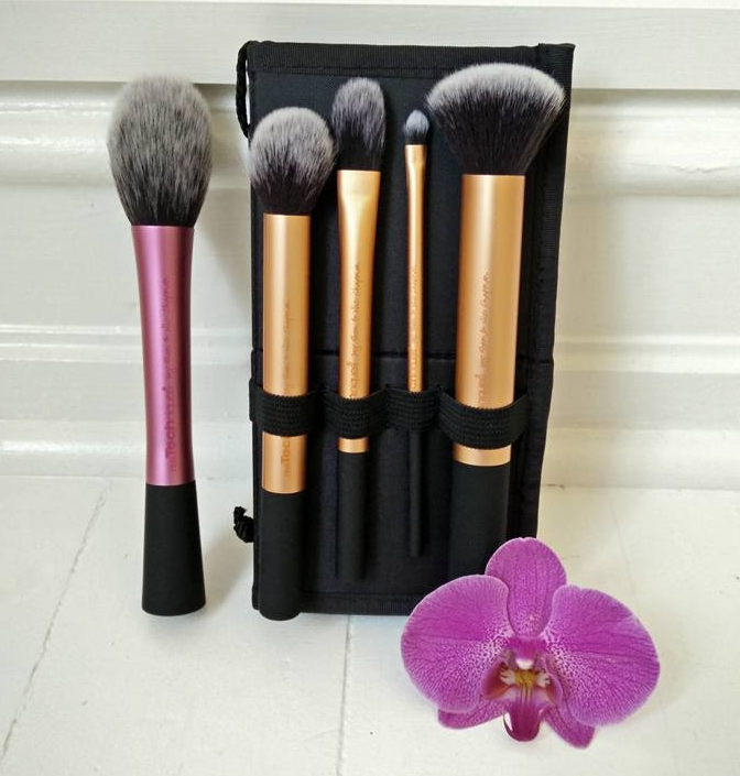 real techniques make-up børster brushes