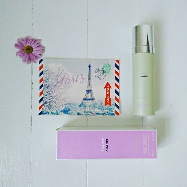 give away, Chanel limited edition sheer moisture mist eau fraiche