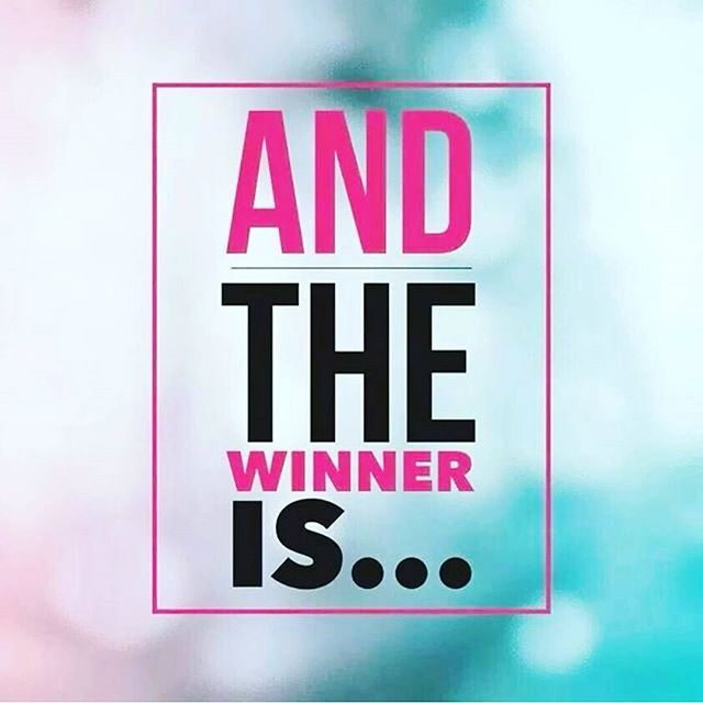 og vinderen er, and the winner is