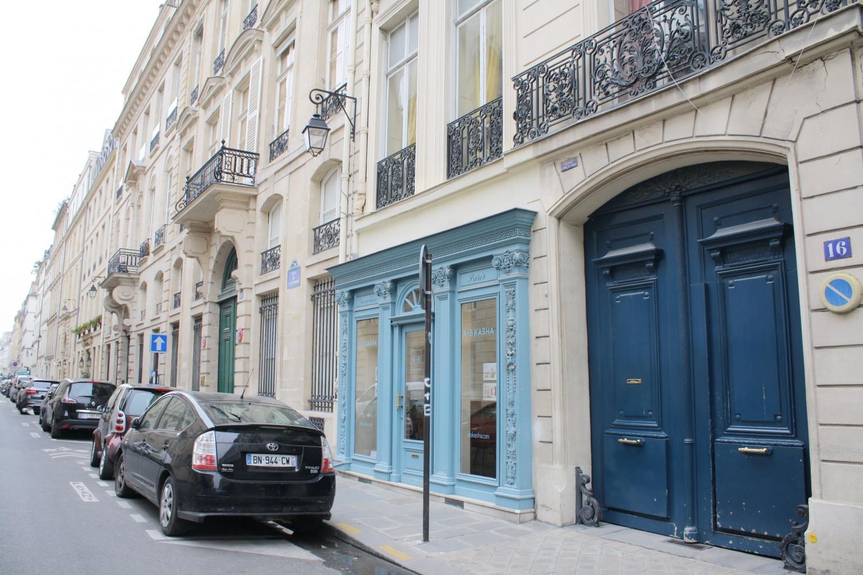 flot gade i Paris