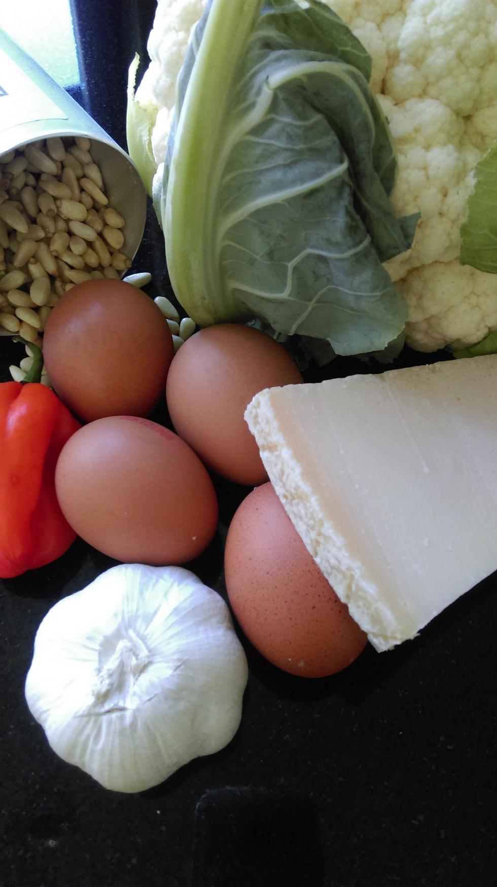 æggemuffins-ingredienser