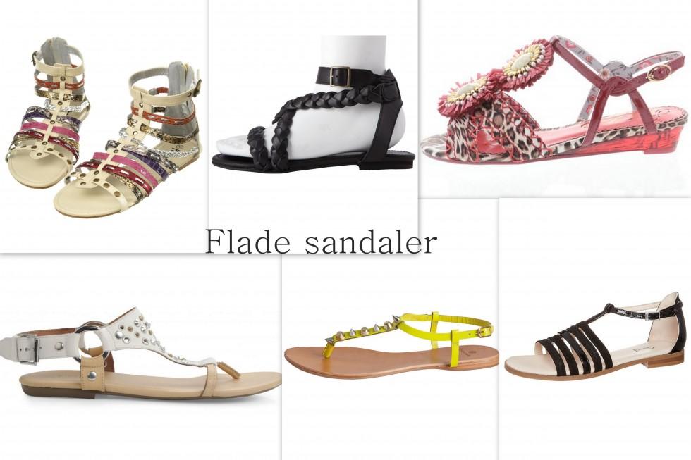 7103d4bfe7e flade sandaler. 1. Smart Girl / Peperoni Sandal – DKK 179,75. 2. Pieces /  Clair Leather Sandal BLK – DKK 299,95. 3. Brandos / Poetic Licence: Alices  Wonder ...