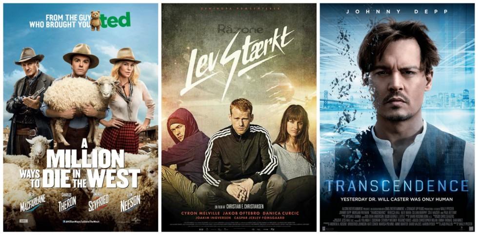 film i biograffen