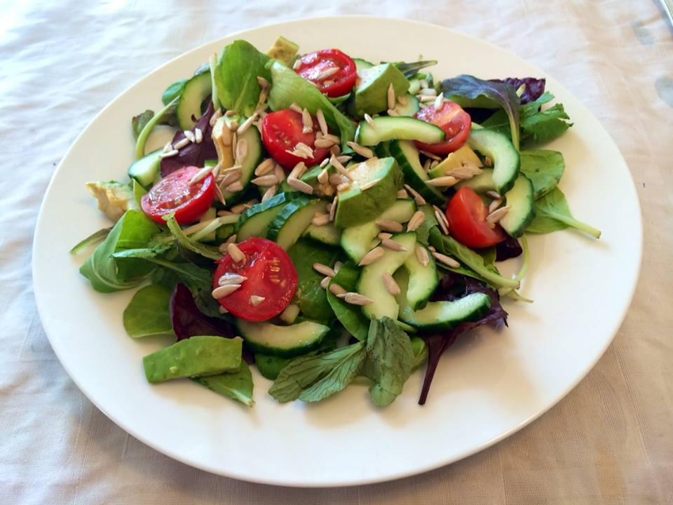 salat til frit